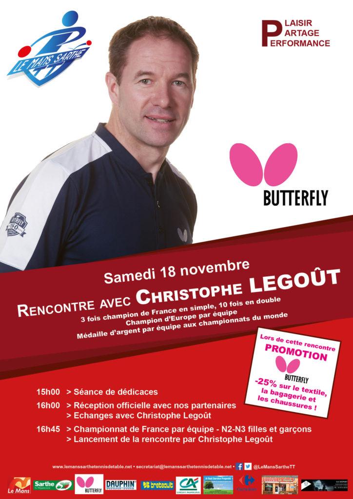 Soirée BUTTERFLY