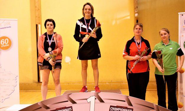 Résultats des championnats Individuels Vétérans