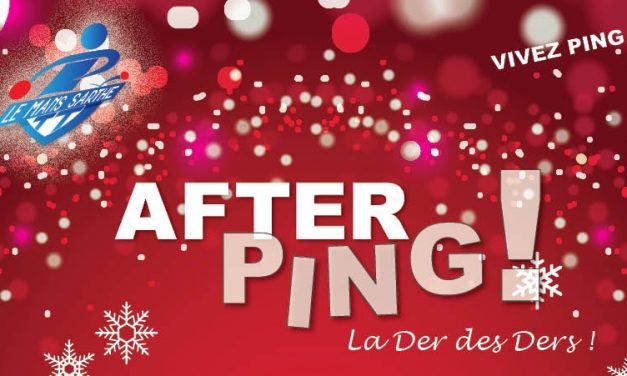 "AFTER PING ""La Der des Ders"""