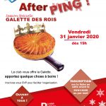After Ping Galette des Rois