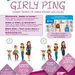 Soirée féminine GIRLY PING