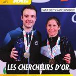 Ping Pong Magazine affiche Le Mans et la Sarthe