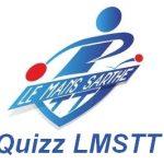 Quizz : Histoire et règles du tennis de table