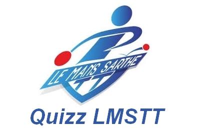 Résultat du quizz : Histoire et règles du tennis de table ?