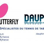 Renouvellement du partenariat avec Butterfly France