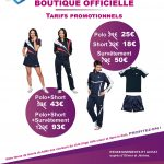 Promotion boutique officielle