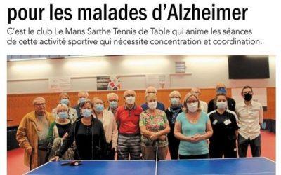 Ping Alzheimer