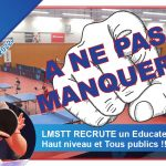 Recrutement éducateur sportif